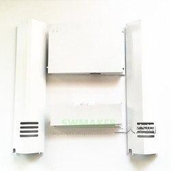 SWMAKER UM2 Ultimaker 2 rozszerzona 3D drukarki metalu Ulticontroller elektroniki pokrywa płyty głównej płyta główna wyświetlacz elektroniczny metalowe etui zestaw w Części i akcesoria do drukarek 3D od Komputer i biuro na