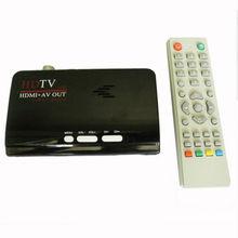 Наземного hdmi/av cvbs dvb-t цифрового тв-тюнер жк-монитор full тв приемник конвертер