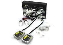 AA Haute Qualité Xenon HID Kit Phare De Voiture Auto Phare 5011 Ballast + CNLIGHT Ampoule Lumière Lampe D2 D2S D2H D2R H7R 9012