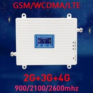 Image 5 - TFX BOOSTER 2G 3G 4G 900 2100 2600 GSM WCDMA LTE 2600 טלפון סלולרי מגבר אות 2G 3G 4G LTE 2600 מהדר מאיץ טלפון נייד