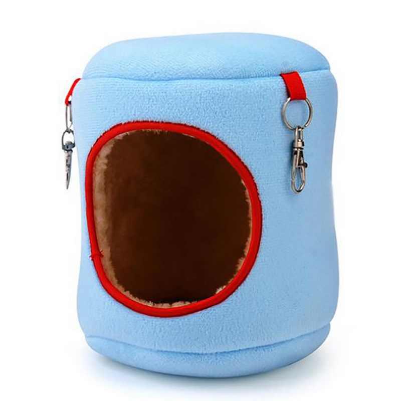 Hoomall ערסל תלוי מיטות גור כלב חתלתול חתול סלון קן כלוב Fannel כותנה כלב בית עבור עכברוש אוגר סנאי לחיות מחמד ספקי