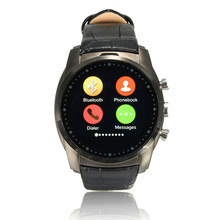 Gesundheit monitor wasserdichte bluetooth smart watch phone kamerad smartwatch für iphone für samsung android-handy gsm/sim-karte