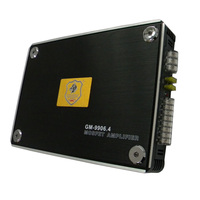 Top Quality 4 Channel Amplifier Car Amplifier Encoding 4 X150watts Audio AmplifierS High Power 4