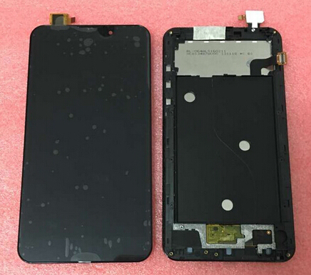 ФОТО Good working High quality LCD Screen display +Touch digitizer with frame For 6.44