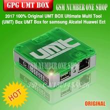 100% оригинал Новый umt коробка ultimate multi tool (umt) коробка umt коробка для Samsung Alcatel Huawei т. д.