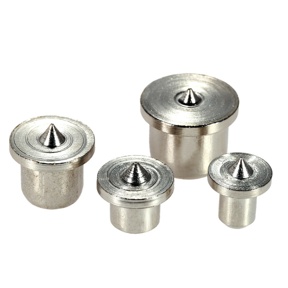 4pcs Dowel Centre Point Pin Drill Hole Accurate Alignment Power Tools Accessory