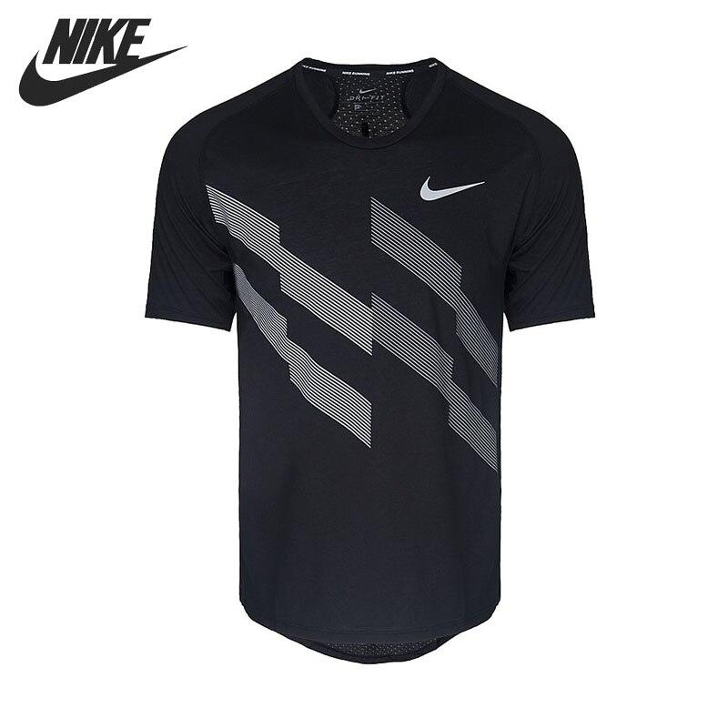 Original New Arrival NIKE BRT TOP SS SEASONAL GXT Men's T-shirts short sleeve Sportswear cropped wide sleeve top