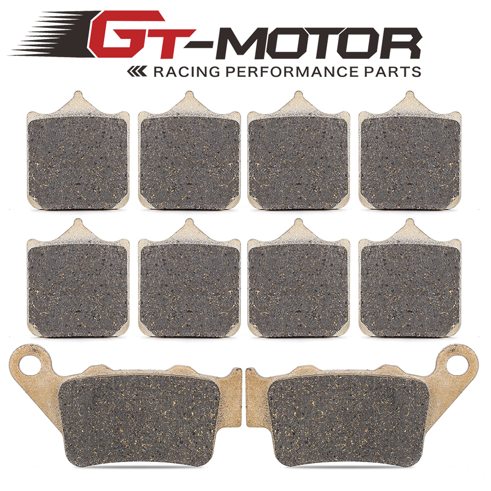 Motorcycle Front and Rear Brake Pads For BMW S1000RR 2015-2017 motorcycle front