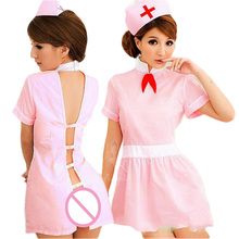1set Sexy Women Nurse Sexy Lingerie Hot Erotic Lingerie Sexy Underwear Cosplay Lenceria Sexy Costumes Sex Product HS025