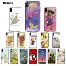 Babaite Cartoon Le Petit Prince TELEFON 11 Hohe-ende Protector Fall für iPhone 8 7 6 6S Plus 5 5S SE XR X XS MAX Coque Shell(China)
