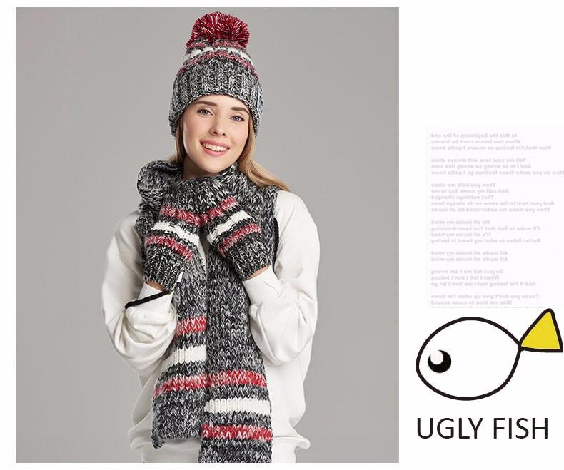 hat scarf glove set (8)