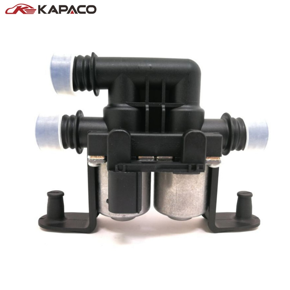 Free Shipping Heater Control Water Valve 64116910544 1147412166 for BMW X5 E53 E70 F15 X6 E71 64 11 6 910 544 warm water valve for bmw e70 x5 e53 e71 x6 oem 64116910544 1147412166 heater control valve