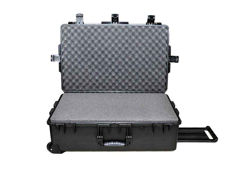 China Tricases M2950 Custom Logo ShangHai OEM/ODM Shockproof Waterproof Hard Luggage Trolley Bag