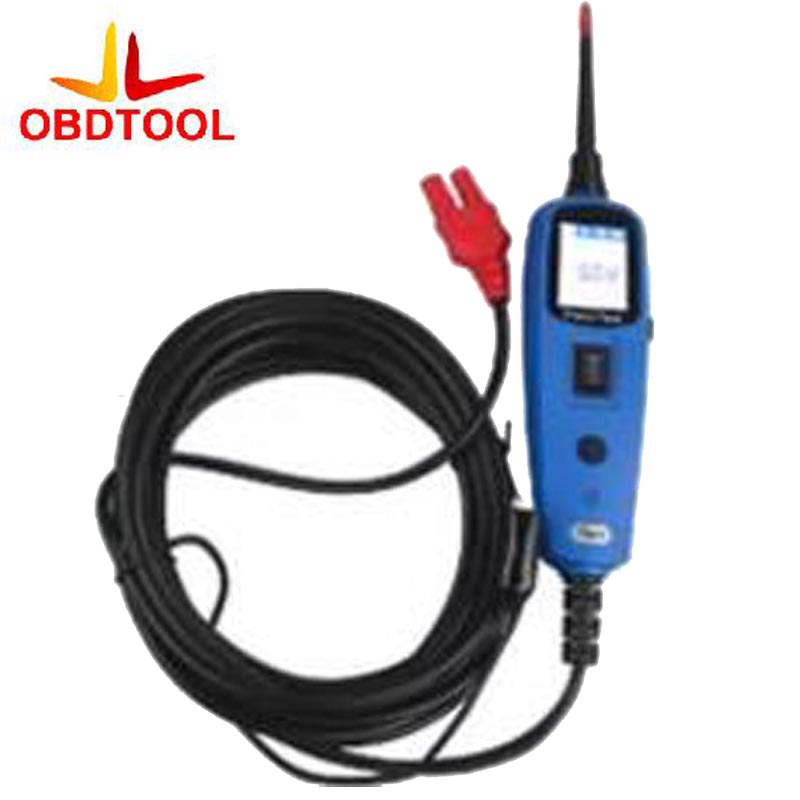 ObdTooL Power Probe Car Electric Circuit Tester Automotive Tools 12V OBD2 Pt150 Electrical System Tester Tool