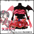 LoveLive! pequeno demônio diabo honoka kotori umi eli nozomi cosplay halloween costume dress outfit uniforme s-xl