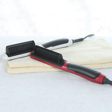 Cheapest prices 2016 New Hair Brush Fast Hair Straightener Comb hair Electric brush comb Irons Auto Straight Hair Comb brush