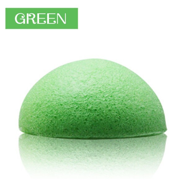 Facial Puff Face Cleanse Washing Sponge Konjac Konnyaku Exfoliator Cleansing Sponge Facial Care Makeup Tools