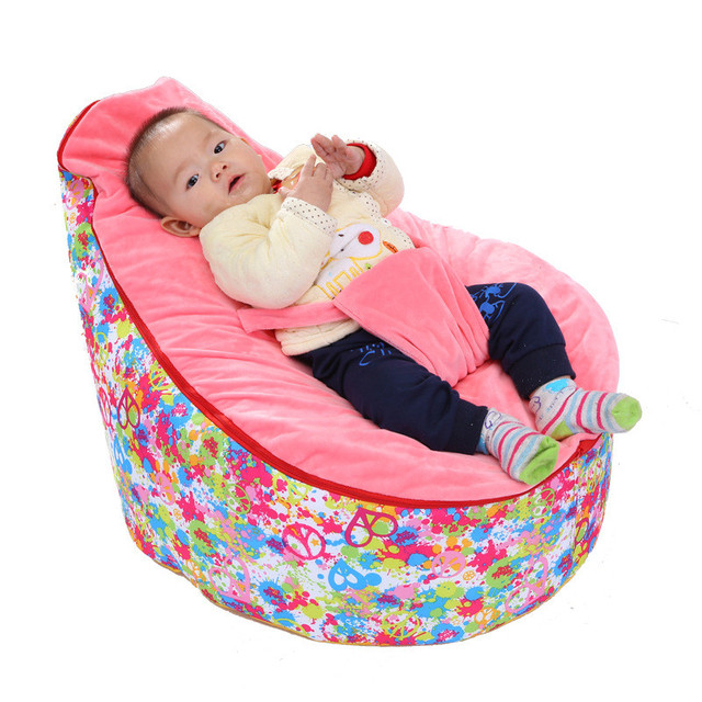 2017 Brand New Baby Lazy Sofa Bed Children Sofas Kids Pants Bed Seat  Newbore Recliner Loungers