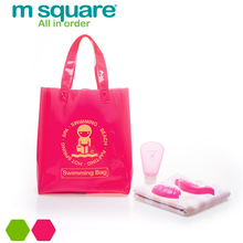 M Square Travel Accessories For Beach Bag Kids Toy Storage Bags Handbag
