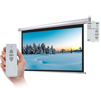 Practical 433 MHz Wireless RF Remote Controller Kit For Electric Projector Screen Curtain And Shutters AC220V
