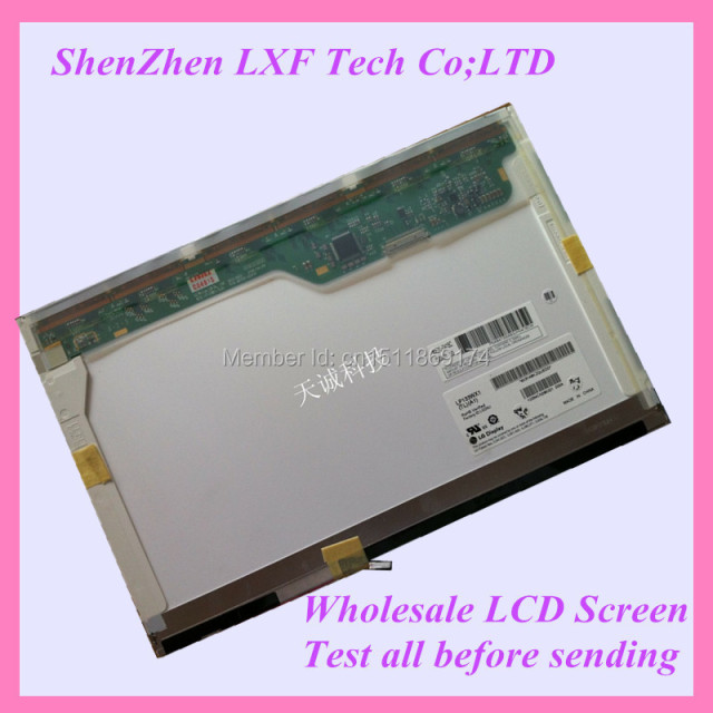 Ltn133at02 LP133WX1 LTN133W1 N133I7-L01 LTN133AT08 20PIN 13.3 pulgadas de pantalla LCD for Apple Macbook A1181 notebook