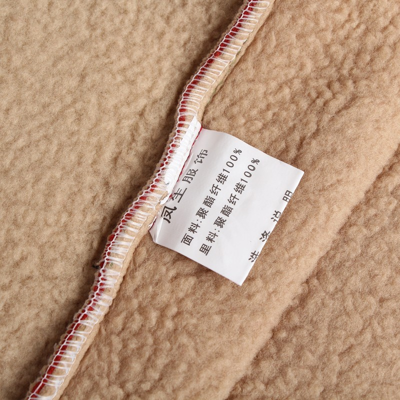 Winter Middle Aged Womens Hooded Imitation Lambs Fleece Jackets Ladies Warm Soft Velevt Coats Mother Overcoats Plus Size (45)