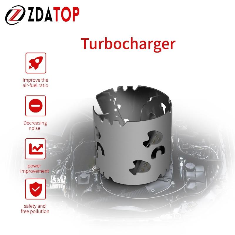 Экономичный топливо OBD2, более удобный механический Турбокомпрессор, экономия топлива, впускной модифицированный акселератор, новая модель...