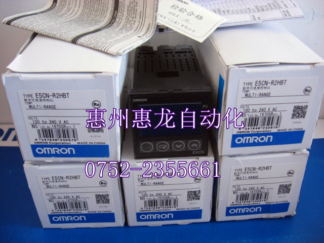 [ZOB] Supply of new original Omron omron temperature controller relay E5CN-R2HBT [zob] new original omron omron solid state relay g3na 290b utu 2 dc5 24
