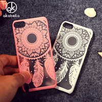 Dreamcatcher Plastic Phone Cases Bags ForApple IPod Touch 5 5th 5G Touch 6 6th Housing Covers