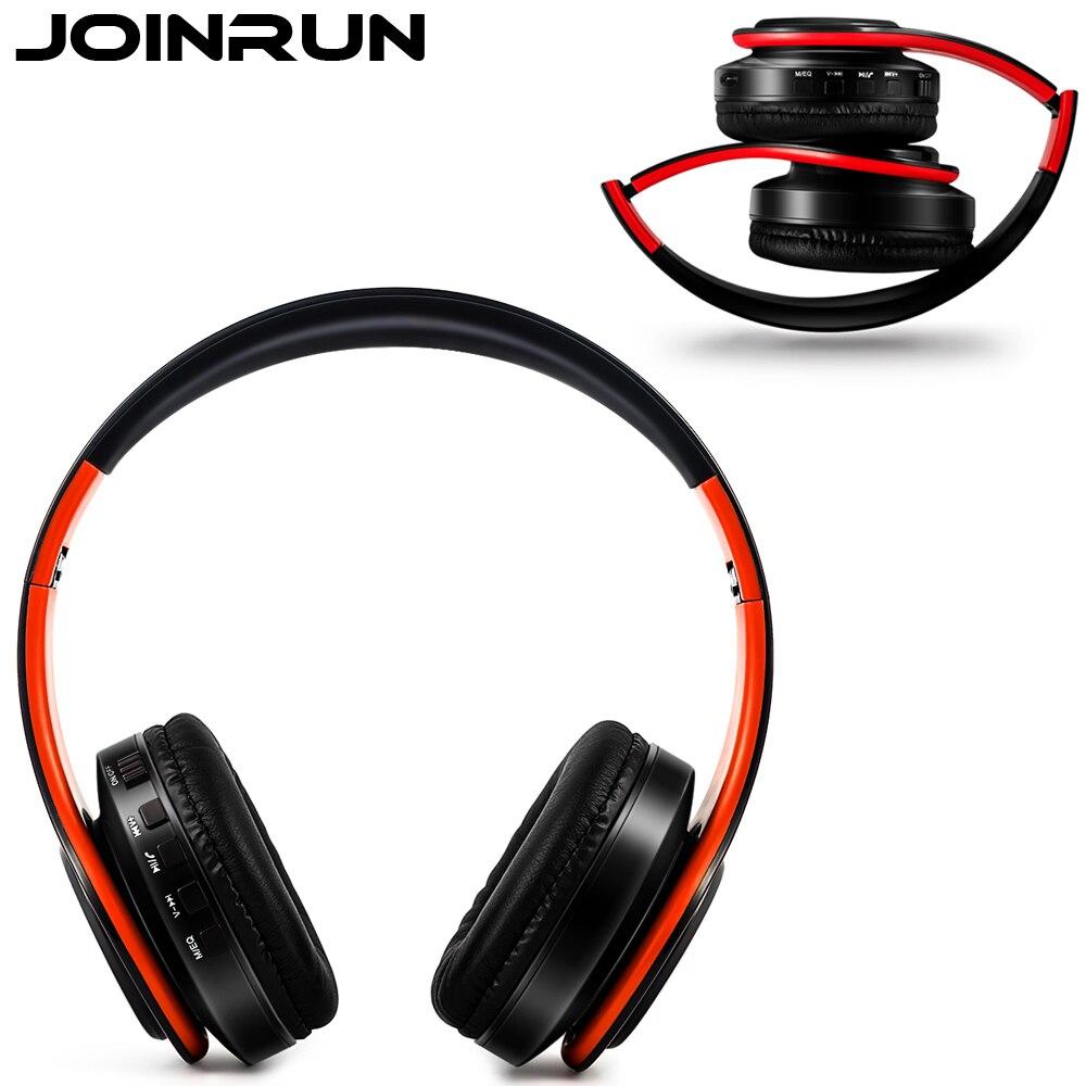 Acheter Joinrun Sans Fil Bluetooth écouteurs Casque Stéréo Avec