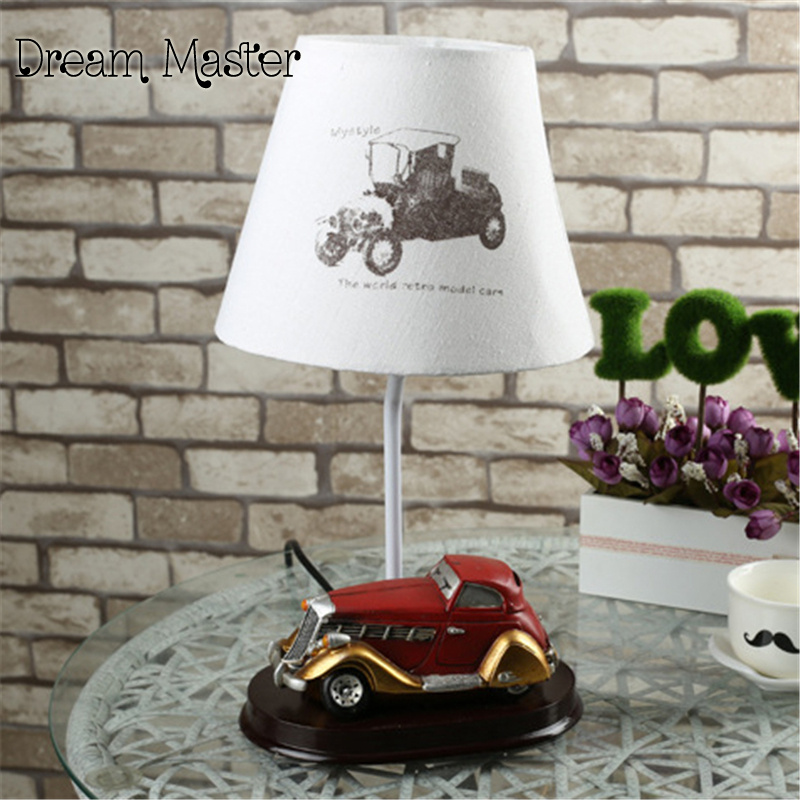 Cute cartoon animation creative car children room lamp bedroom bedside lamp wireless remote control free shipping personalized creative cartoon children s lamp led eye care girl baby bicycle children s room lamp free shipping