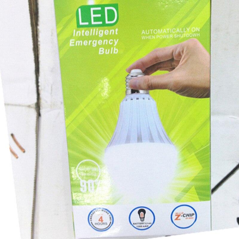 led emergency light LED Smart Bulb E27 7W 9W 12W rechargeable Battery lighting Lamp for home emergency bulb lighting CE RoHS canmeijia leds lamp 110v 220v rechargeable emergency led light bulbs 5w 7w 9w 12w led battery lights bulb e27 lamps lighting
