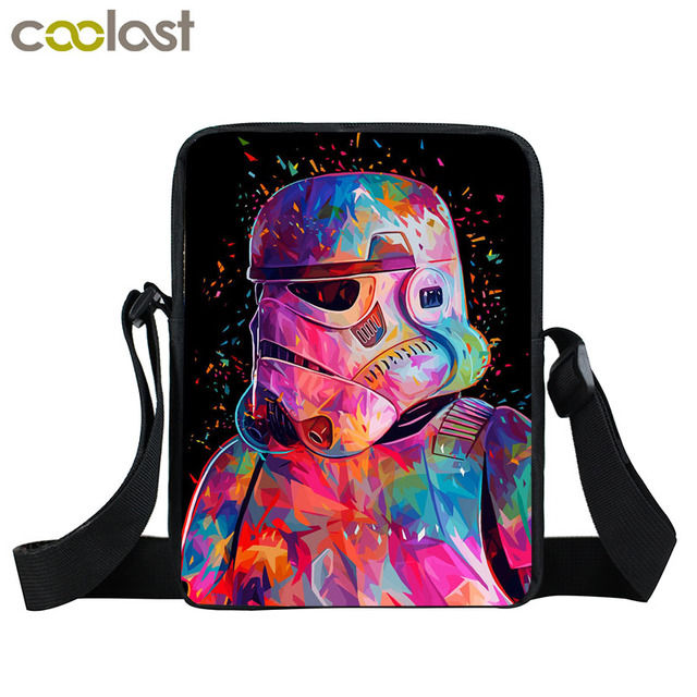 Star Wars Mini Messenger Bag (40 styles)