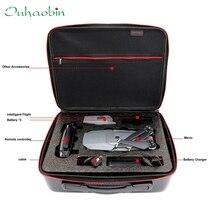 Рюкзак для дрона Водонепроницаемый жесткий футляр для переноски мешок для хранения сумка для DJI Mavic pro рюкзак для дрона мужские DB4 p30