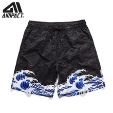 AIMPACT Casual Homewear Hybird Summer Cute Beachwear Sea Surf Swim Trunks Male