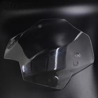 Bjmoto Motorcycle TMAX 530 Short Windscreen Windshield Screen Protector For Yamaha Tmax 530 T MAX530 2012