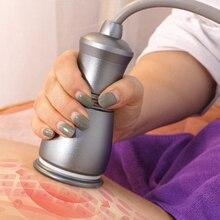 Elektrikli kazıma makinesi EMS kazıma yağ yakıcı çukurluğu masaj vakum vantuz Ventosas Anti selülit Guasha terapi