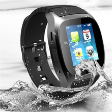 New Fashion Wearable Smart Watch For Andriod M26 BT V4.0 Sync Intelligent Reminder Passometer Remote Self-timer Wrist band