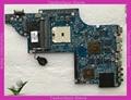 Placa base de ordenador portátil 645386-001 para HP DV7-6000 Notebook PC System board/Tablero Principal DDR3 Socket FS1 probado en funcionamiento