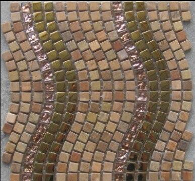 Hot design Carrara Marble Stone Crystal Glass Mosaic <font><b>Tile</b></font> Wall Flooring Ceiling Home Kitchen Bathroom decorate wall <font><b>tile</b></font>,LSST014