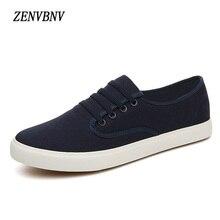ZENVBNV New Arrival 2017 High Quality Men Elastic Band Flats Shoes Breathable Fashion Men Casual Canvas Shoes Zapatos Hombre