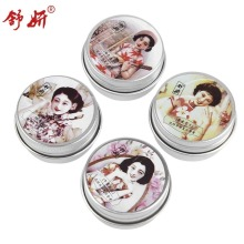ShuYan 4pcs Sweet Floral Solid Parfume Fragrance Balm Solid Perfumes For Women And Fragrances Deodorant Fragrance