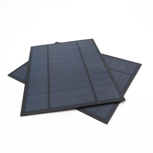 Solar Cell Module 6W 6V 1000mA 3