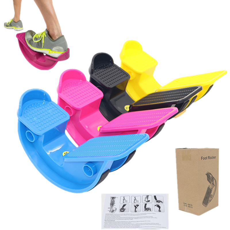 Foot Rocker Stretch Board Gymnastics Equipment Calf Ankle Stretch Board For Plantar Fasciitis Achilles Tendonitis Muscle Stretch