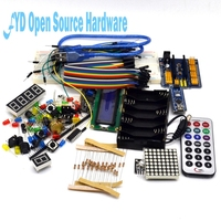 Free Shipping Rduino Beginners Starter Kit Nano 3 0 Suite