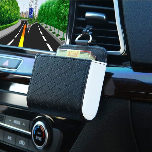 Online Shop The automobile air outlet bag car mobile phone bag ...