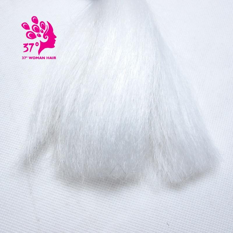 Sueño hielo sintético de Extensiones de Pelo trenzado trenza crochet ...