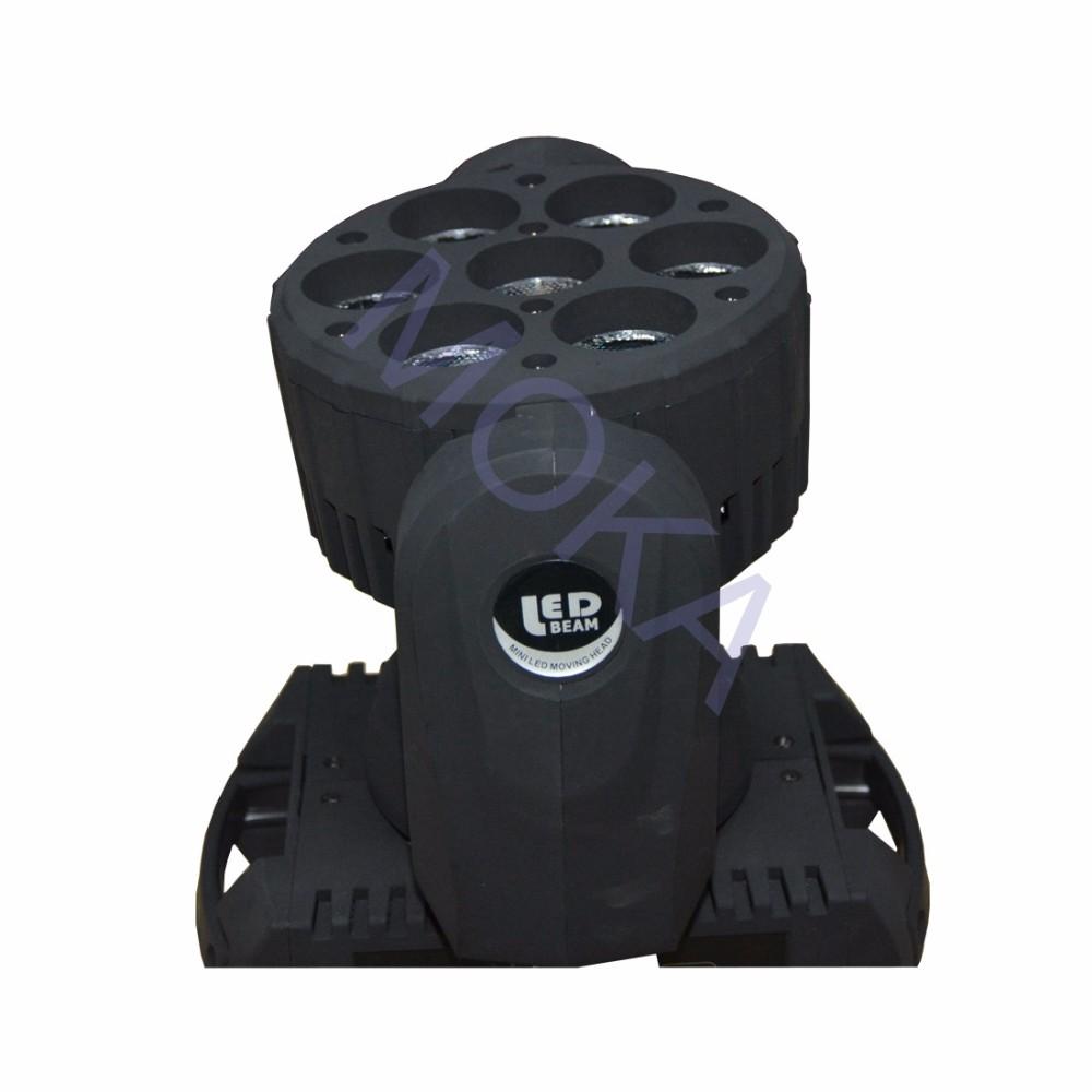 7x12w moving head light 10