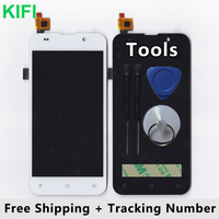 LCD Display Touch Screen Digitizer For ZOPO ZP980 Zp980 C2 C3 White 5pcs Black 5pcs