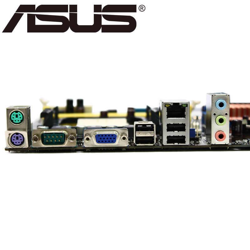 ASUS M2N68-AM SE2 рабочего Материнская плата 7025 630a Разъем AM2 AM2 + для Athlon 64 64X2 64 FX Sempron DDR2 4G б/у